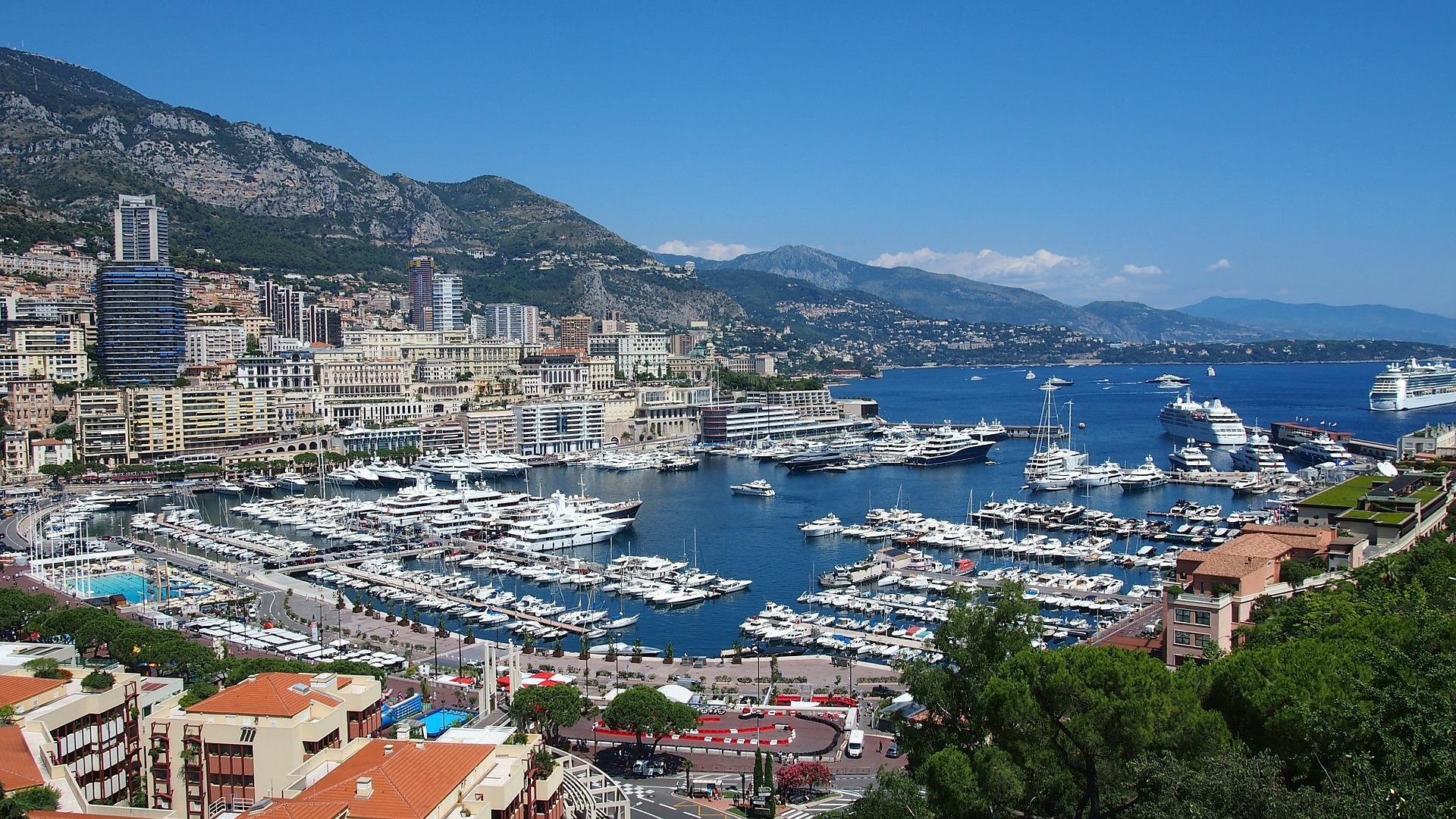 Monaco - Côte d'Azur